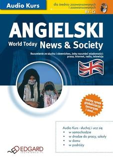Angielski World Today News and Society - audiobook