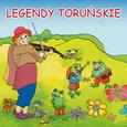 Legendy toruńskie - audiobook