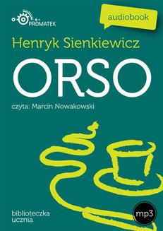Orso - audiobook