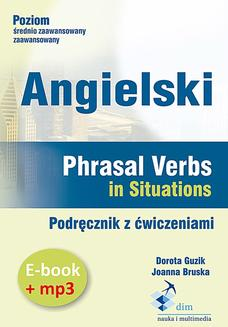 Angielski. Phrasal Verbs in Situations (e-book+mp3) - audiobook