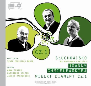 Wielki diament cz.1 - audiobook