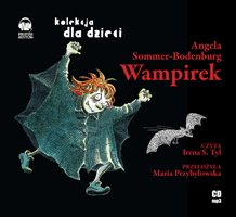 Wampirek - audiobook