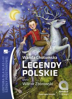 Legendy polskie - audiobook