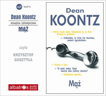 Mąż - audiobook