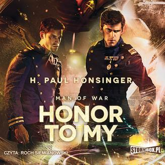 Man Of War. Tom 2. Honor to my - audiobook