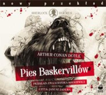 Pies Baskervillów - audiobook