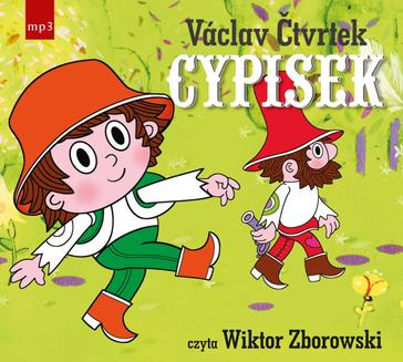 Cypisek - audiobook
