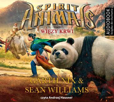 Spirit Animals 3. Więzy krwi - audiobook