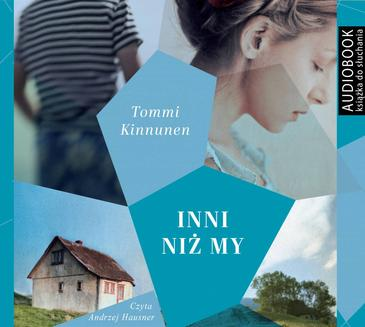 Inni niż my - audiobook