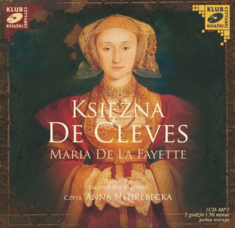 Księżna de Cleves - audiobook
