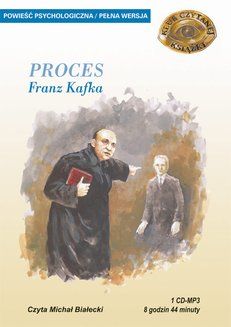 Proces - audiobook