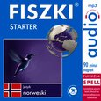 FISZKI audio - j. norweski - Starter - audiobook