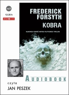 Kobra - audiobook