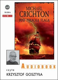 Pod piracką flagą - audiobook
