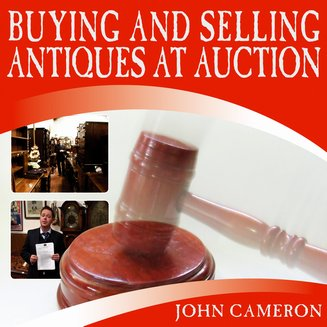 Buying and Selling Antiques at Auction - audiobook