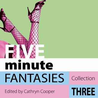 Five Minute Fantasies - Erotic Stories Collection Three - audiobook