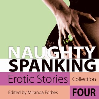 Naughty Spanking - Erotic Stories Collection Four - audiobook