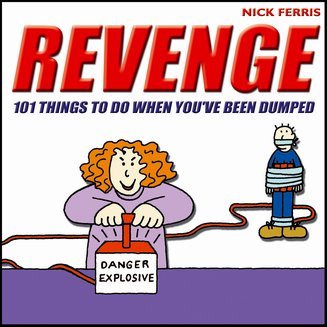 Revenge - 101 Things to Do When You've Been Dumped - audiobook