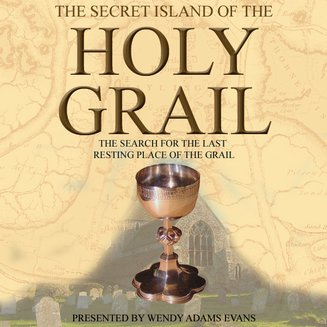 The Secret Island of the Holy Grail - audiobook