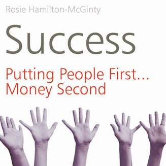Success - Putting People First… - Money Second - audiobook