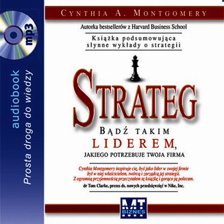 Strateg - audiobook