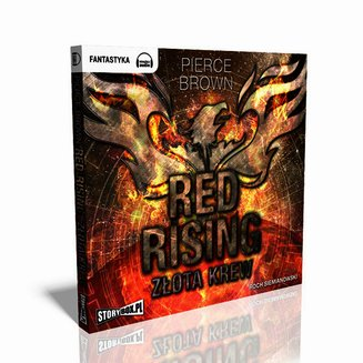 Red Rising - audiobook