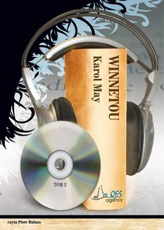 Winnetou - Tom II - audiobook