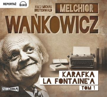 Karafka La Fontainea, tom 1 - audiobook