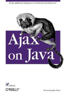 Ajax on Java - książka