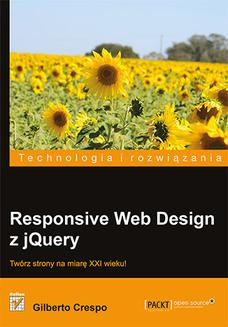 Responsive Web Design z jQuery - ebook/pdf