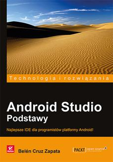 Android Studio. Podstawy - ebook/pdf