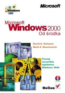 MS Windows 2000 od środka - książka