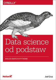 Data science od podstaw. Analiza danych w Pythonie - ebook/pdf