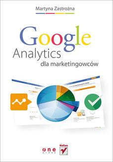 Google Analytics dla marketingowców - książka