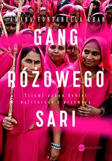 Gang różowego sari - ebook/epub
