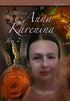 Anna Karenina. Tom II - ebook/epub