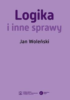 Logika i inne sprawy - ebook/epub