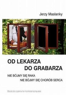 Od lekarza do grabarza - ebook/epub