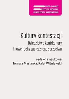 Kultury kontestacji - ebook/pdf
