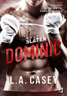Bracia Slater. Dominic - ebook/epub