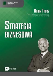 Strategia biznesowa - ebook/epub