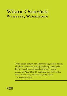 Wembley Wimbledon - ebook/epub
