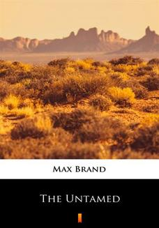 The Untamed - ebook/epub