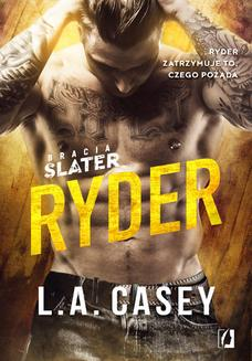 Bracia Slater. Ryder - ebook/epub
