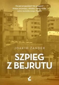 Szpieg z Bejrutu - ebook/epub