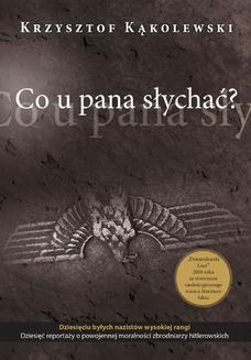 Co u pana słychać? - ebook/epub