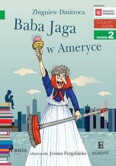 Baba Jaga w Ameryce - ebook/epub