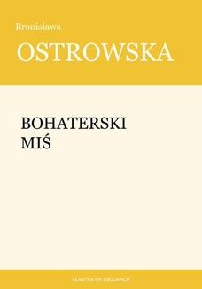 Bohaterski miś - ebook/epub