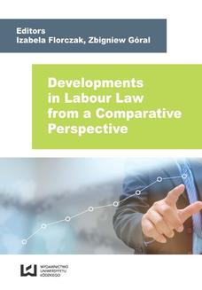 Developments in Labour Law from a Comparative Perspective - ebook/pdf