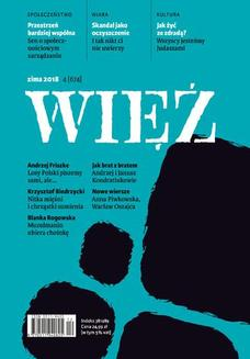 Więź 4/2018 - ebook/epub